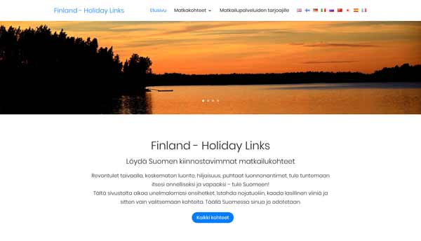 Finland Holiday Links